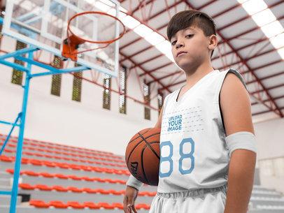 Basketball Jersey Maker - Rude Boy at the Court a16622
