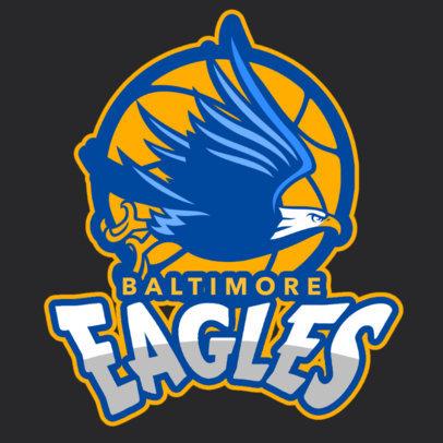 Basketball Logo Maker a336