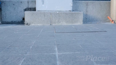 Poster Video Mockup on an Urban Scenario Mockup a13777