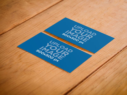 Best business card mockup templates placeit business card both sides colourmoves