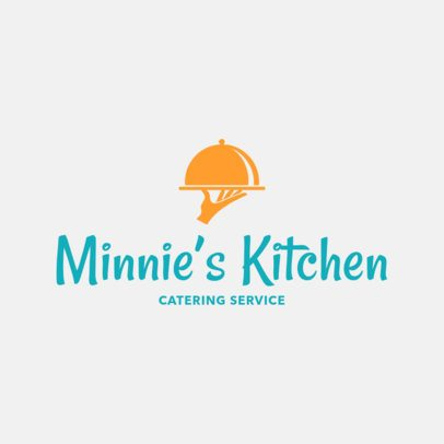 Catering Logo Maker with Food Graphics a1011