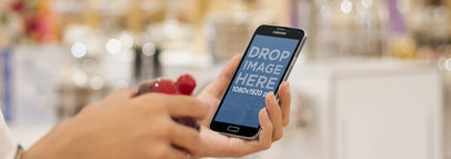 Samsung S5 At Home Decor Store Wide