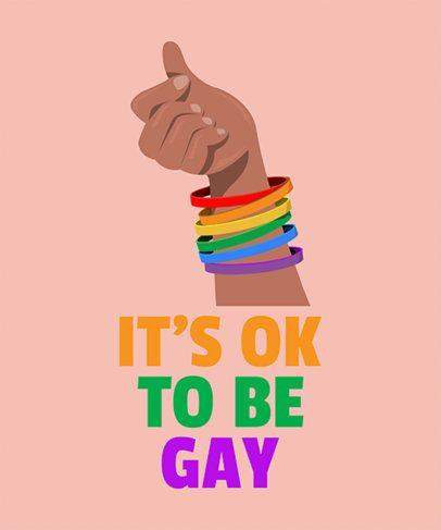 Design Maker for LGBT Shirts a29