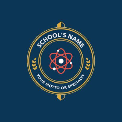 School Logo Maker 1088