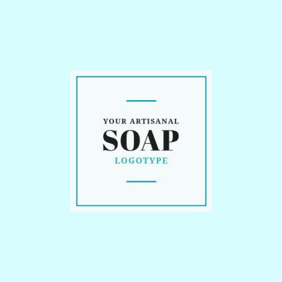 Handmade Soap Business Logo Maker a1159