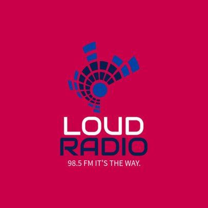 Podcast Cover Art Logo Maker a1184