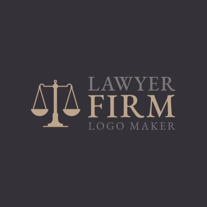 Lawyer Logo Maker a1194