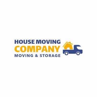 Moving Company Logo Maker a1197