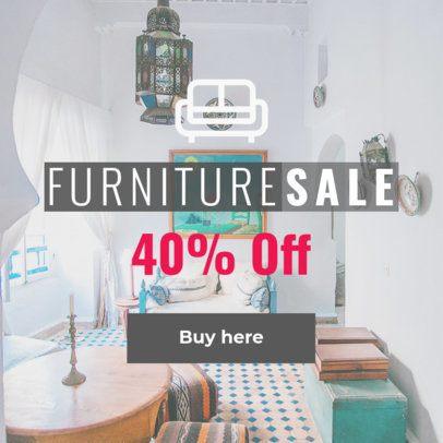 Online Banner Maker for Furniture Ads a270