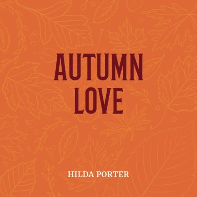 Autumn Graphics Book Cover Maker 2131d