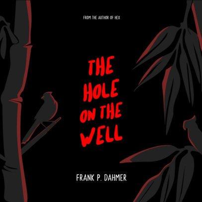Horror Novel Cover Maker 471e