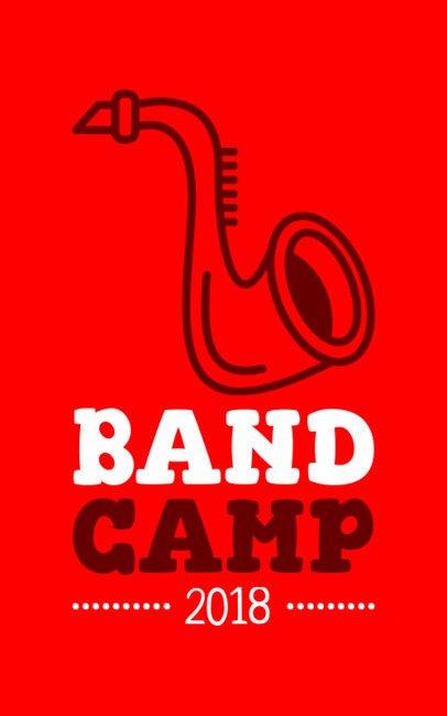 Band Camp T-Shirt Maker 201c