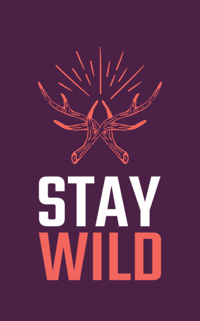 Wild Life T-Shirt Maker