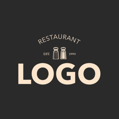 Spices Logo Maker for Restaurant Logos 991e