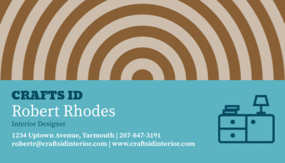 Craft Business Card Maker 84b