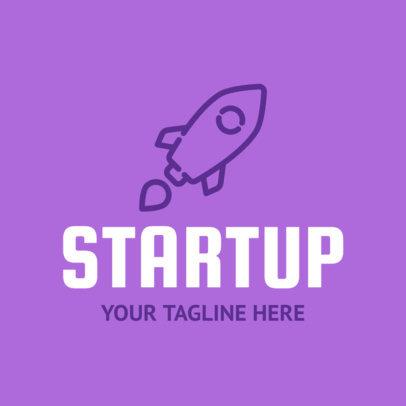 Start Up Design Logo Maker 1144c