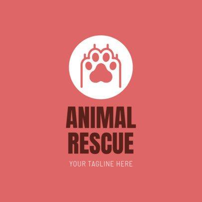 Custom Logo Maker for Animal Shelters 1147e