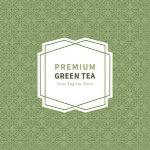Tea Brand Logo Maker 1159e