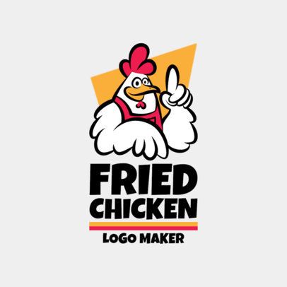 Online Logo Maker for Fried Chicken Restaurants a1231