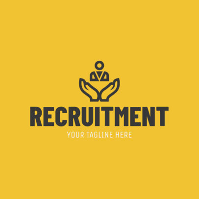 Online Logo Maker for Staffing Agencies 1212e