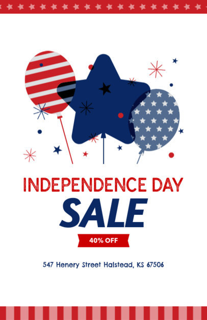 Flyer Maker for Independence Day Flyers 153d