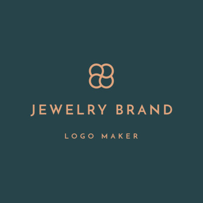 Online Logo Maker for a Fine Jewelry Brand 1208d