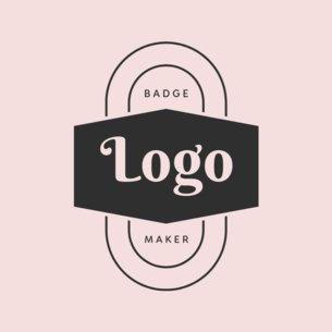 Design Logo Maker Pink Theme 353b