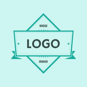 Online Logo Maker with Retro Design 353e