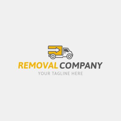 Shipping Company Logo Maker 1181a