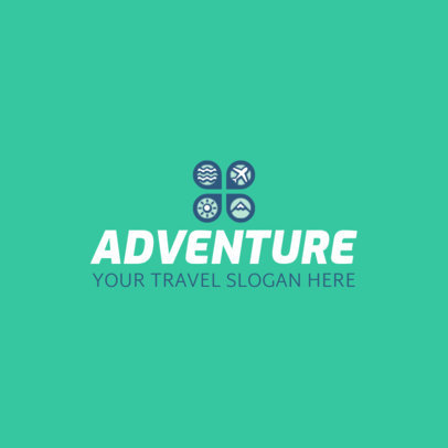 Logo Maker for Tour Guides 1148c