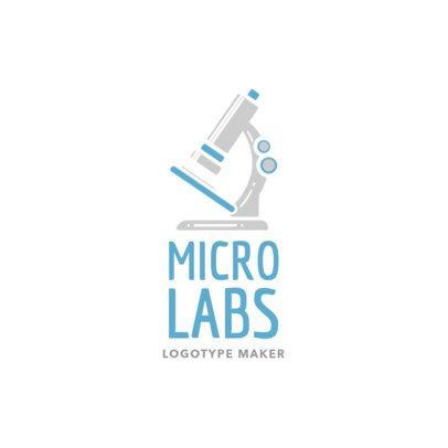 Custom Logo Maker for Lab Equipment 1172d