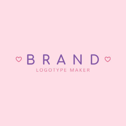 Online Logo Maker with Simple Graphics for a Clothing Brand 1066c