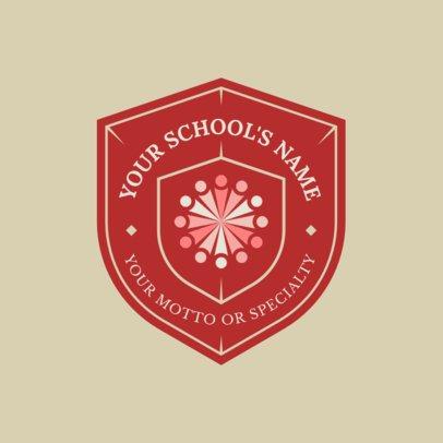 Online Logo Maker for an Academy 1088e