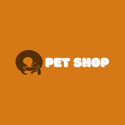 Logo Maker for PetShops 1161b