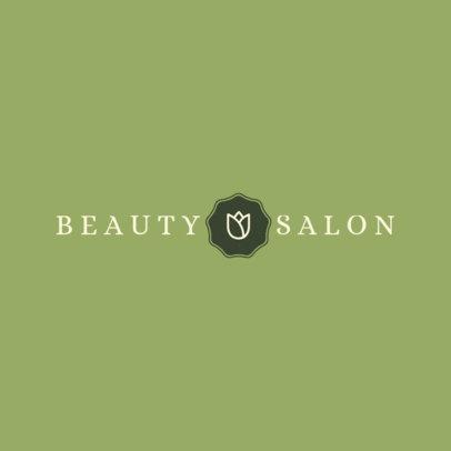 Unisex Salon Logo Maker 1150d