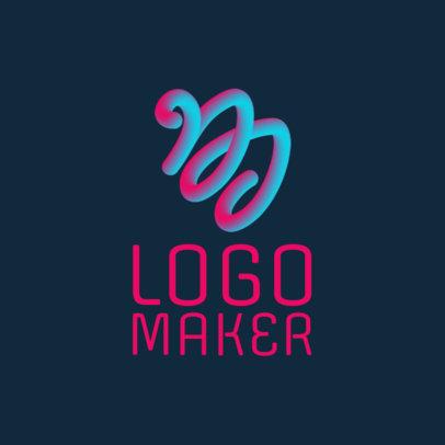 DJ Logo Maker 1081a