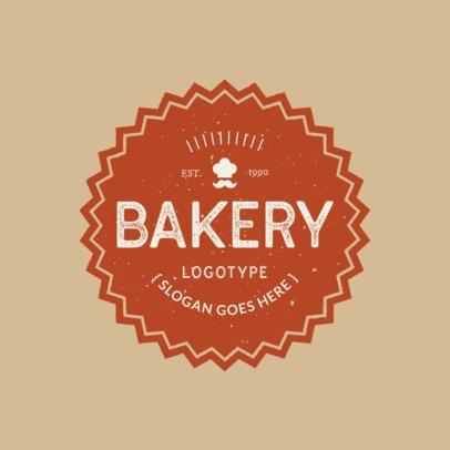 Vintage Bakery Logo Maker 1115e