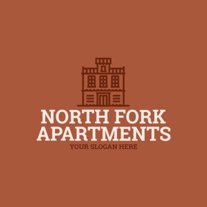 Apartment Logo Maker 969d