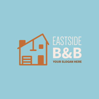 Real Estate Logo Maker for B&B 969e