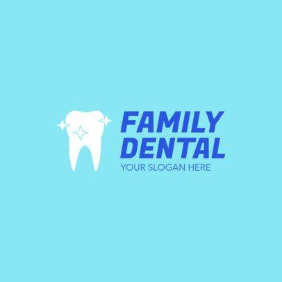Online Logo Maker for a Family Dental Center 1026e