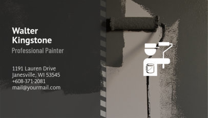 Handyman Business Card Maker 230c