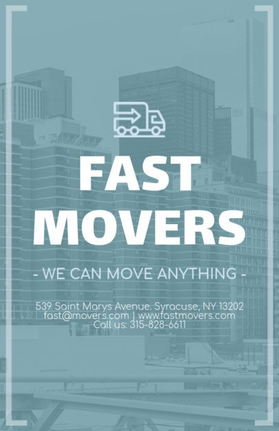 Movers Flyer Maker 220c