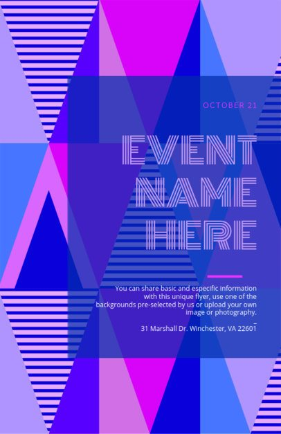 Event Online Flyer Maker 275d