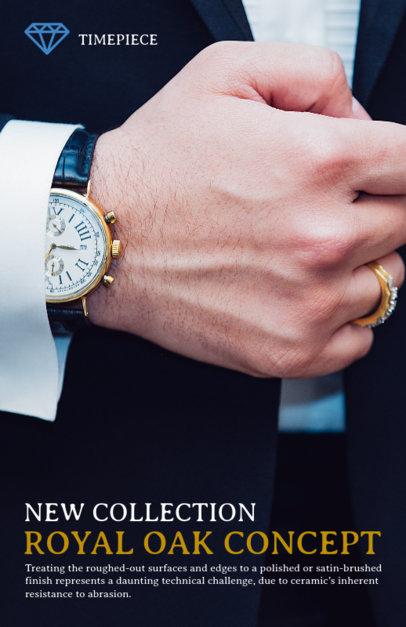 Watches Online Flyer Maker 304d
