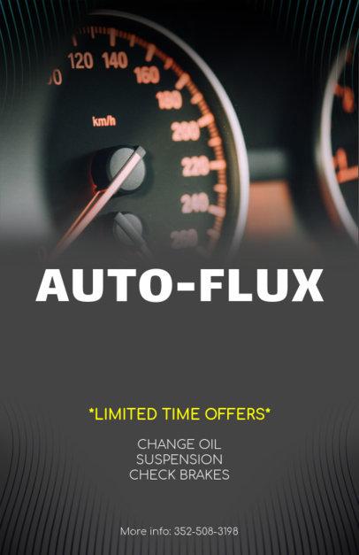 Car Dealerships Online Flyer Maker 313a