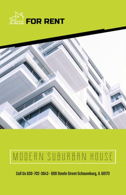 Online Flyer Maker for Condominiums for Rent 253c