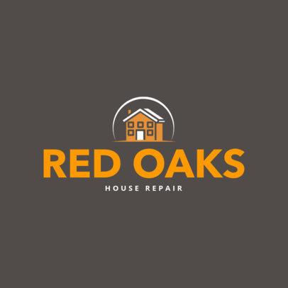 Home Repair Logo Maker 1146c