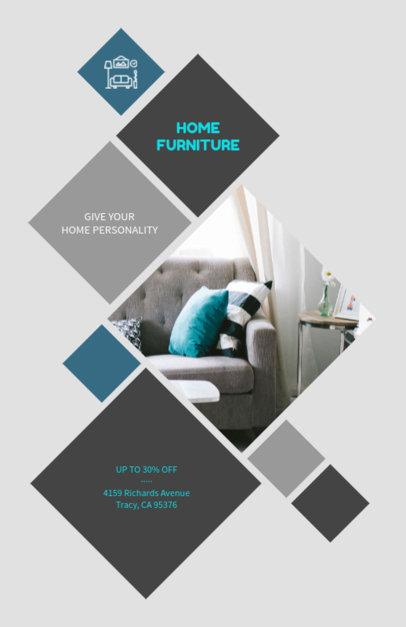 Home Furniture Online Flyer Maker 175e