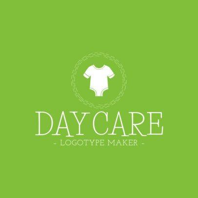 Daycare Logo Maker 1177a