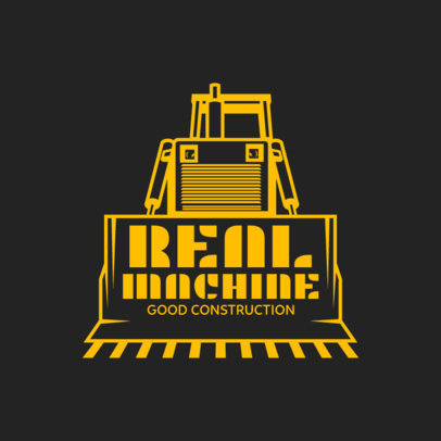 Logo Maker for Construction Companies 1200d